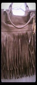 Aldo fringe purse/ cross body bag